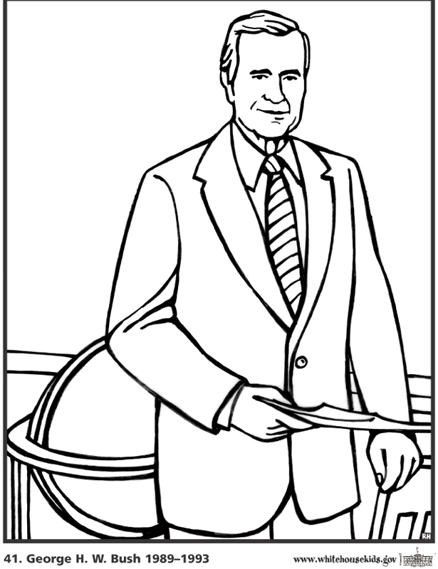 Bush Drawings George Bush Drawing George