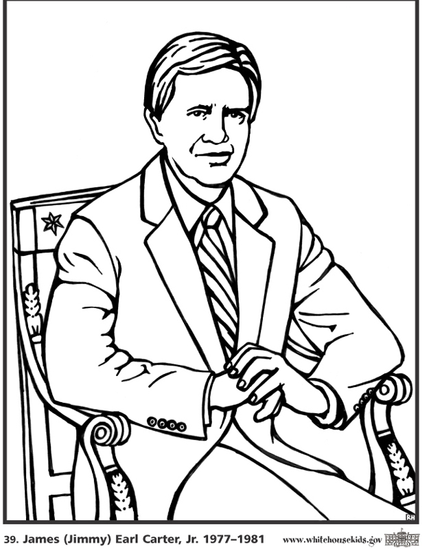 Ronald Reagan Coloring Pages Coloring Pages