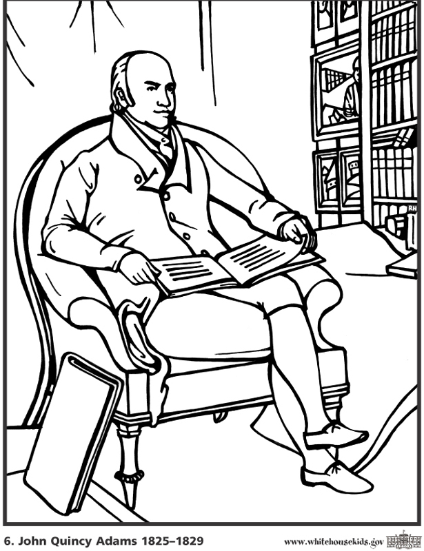 abigail adams coloring pages - photo#11